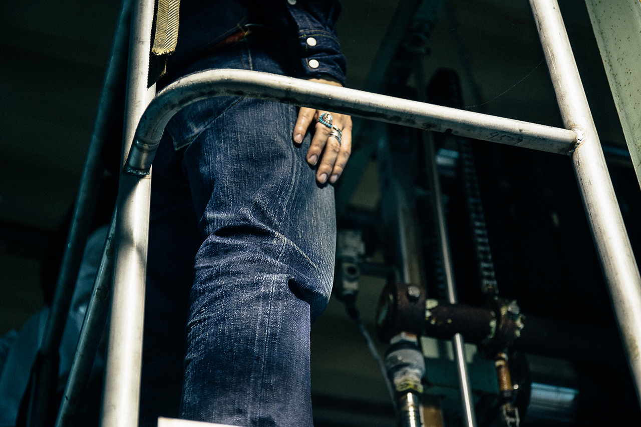 Image of Start to Finish: The Anatomy of 3sixteen's New Unsanforized and Untreated Kibata Jean