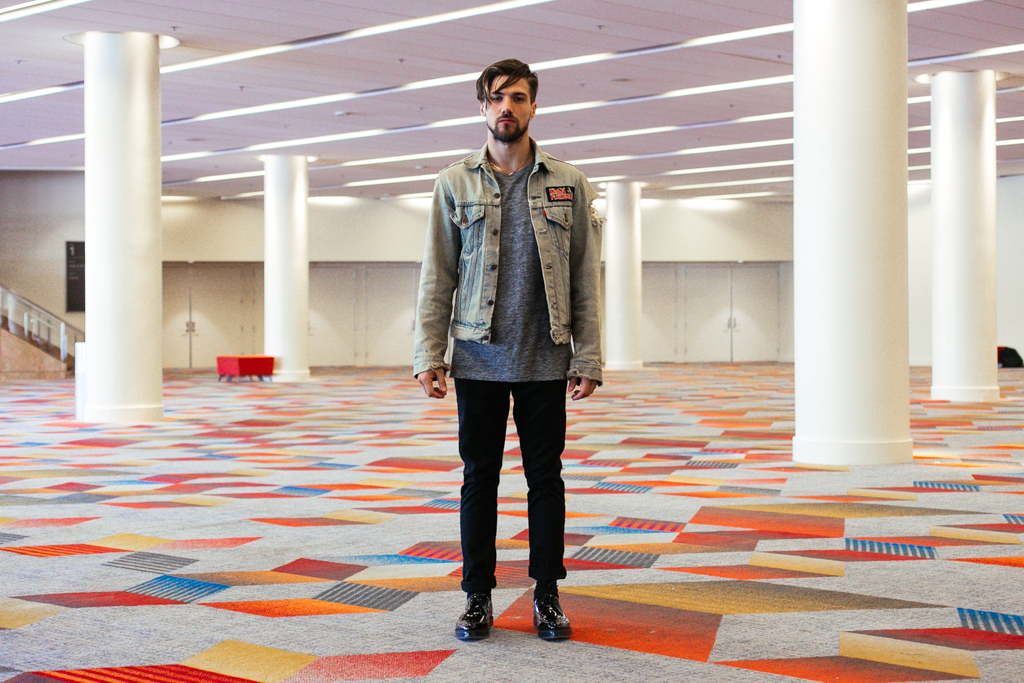 Image of Streetsnaps: Chris Love at Agenda Las Vegas