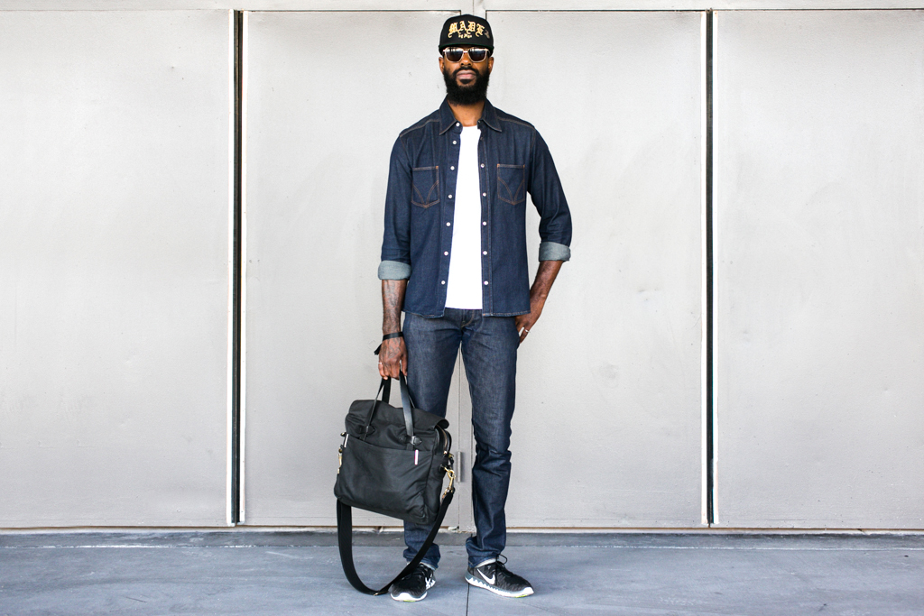 Image of Streetsnaps: Larry Robertson at Agenda Las Vegas