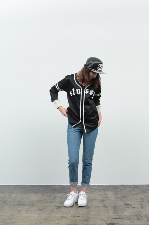 Image of Stussy Women 2014 Fall/Winter Collection