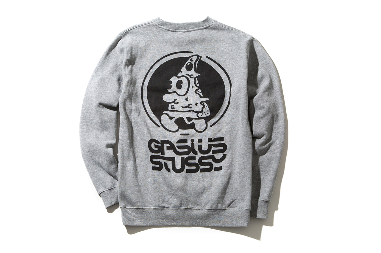 Image of Stussy x Gasius 2014 Fall/Winter Capsule Collection
