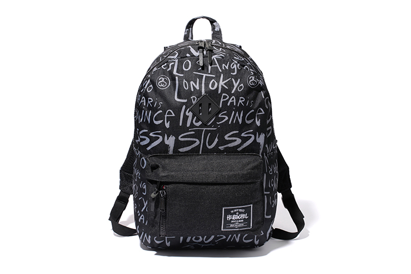 "Image of Stussy x Herschel Supply Co. 2014 Fall ""Cities"" Collection"