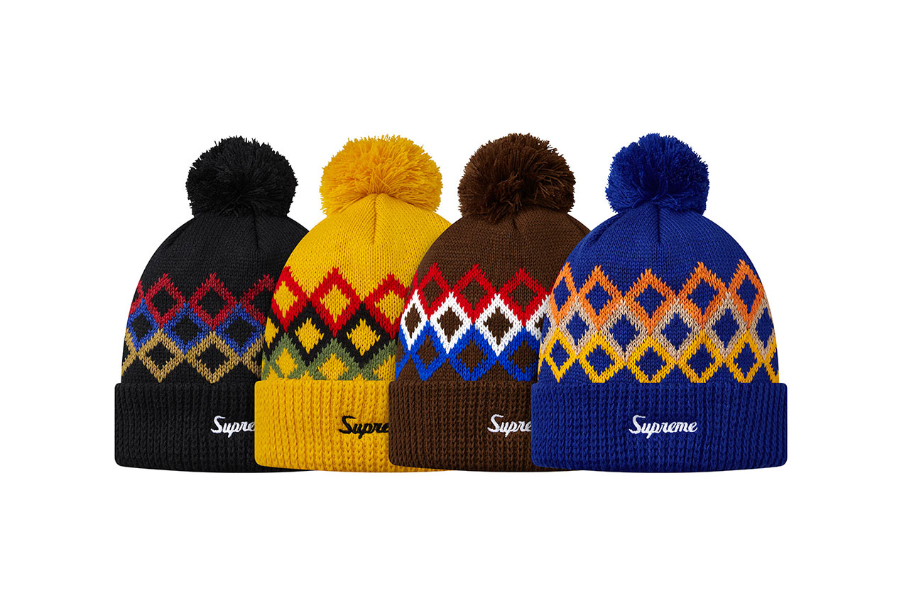 Image of Supreme 2014 Fall/Winter Headwear Collection
