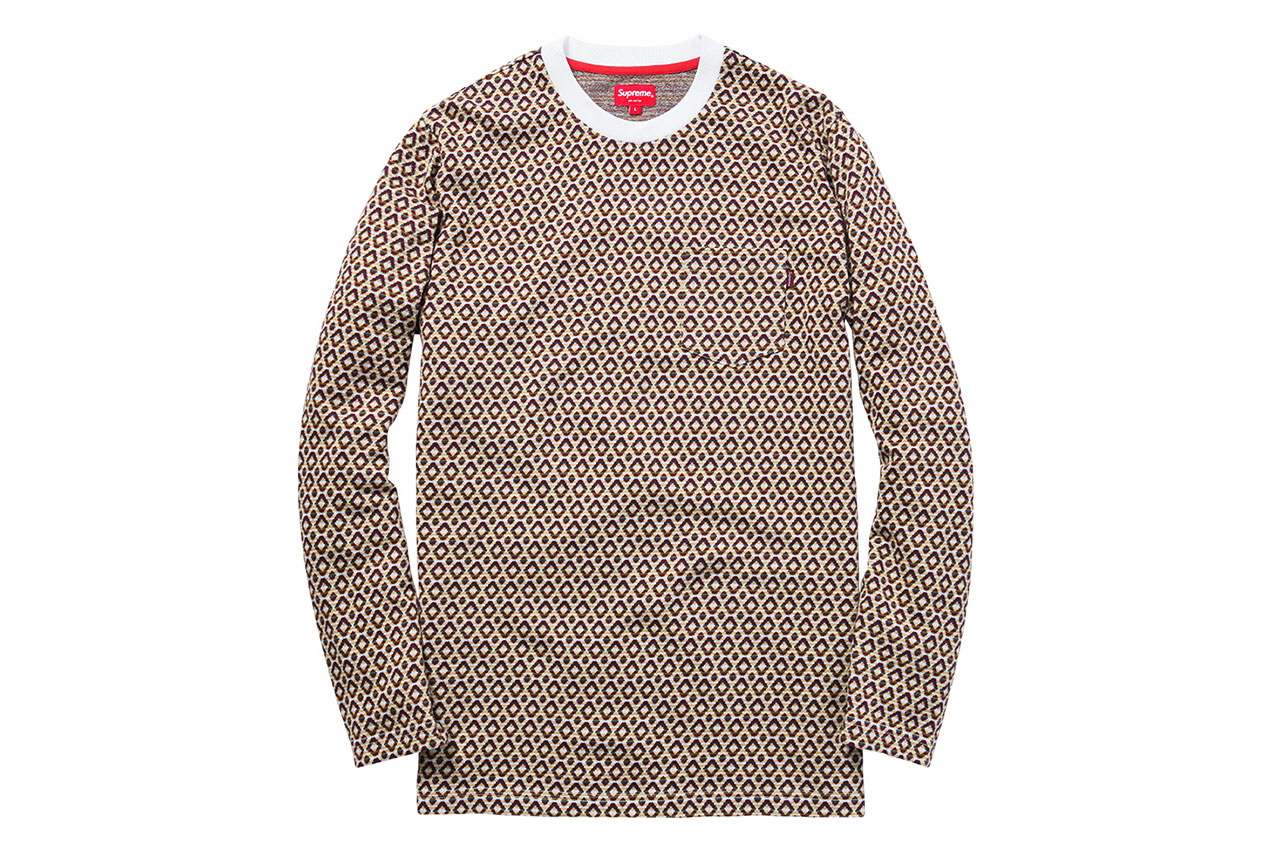 Image of Supreme 2014 Fall/Winter Knits & Button-Down Collection