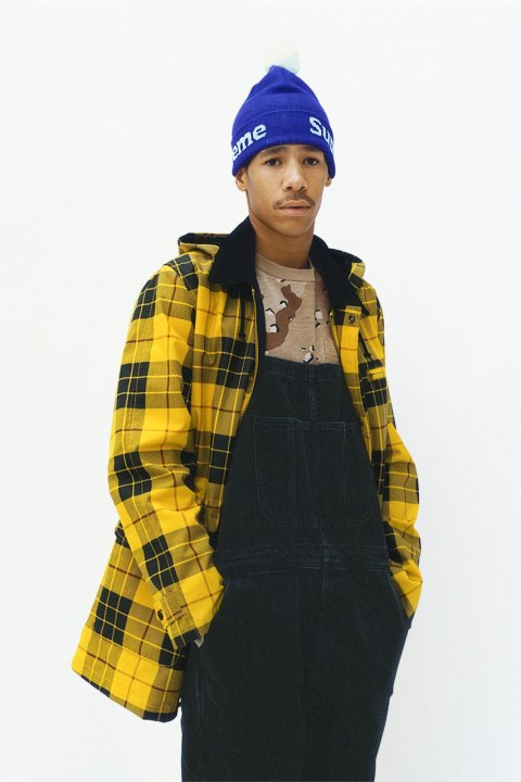 Image of Supreme 2014 Fall/Winter Lookbook