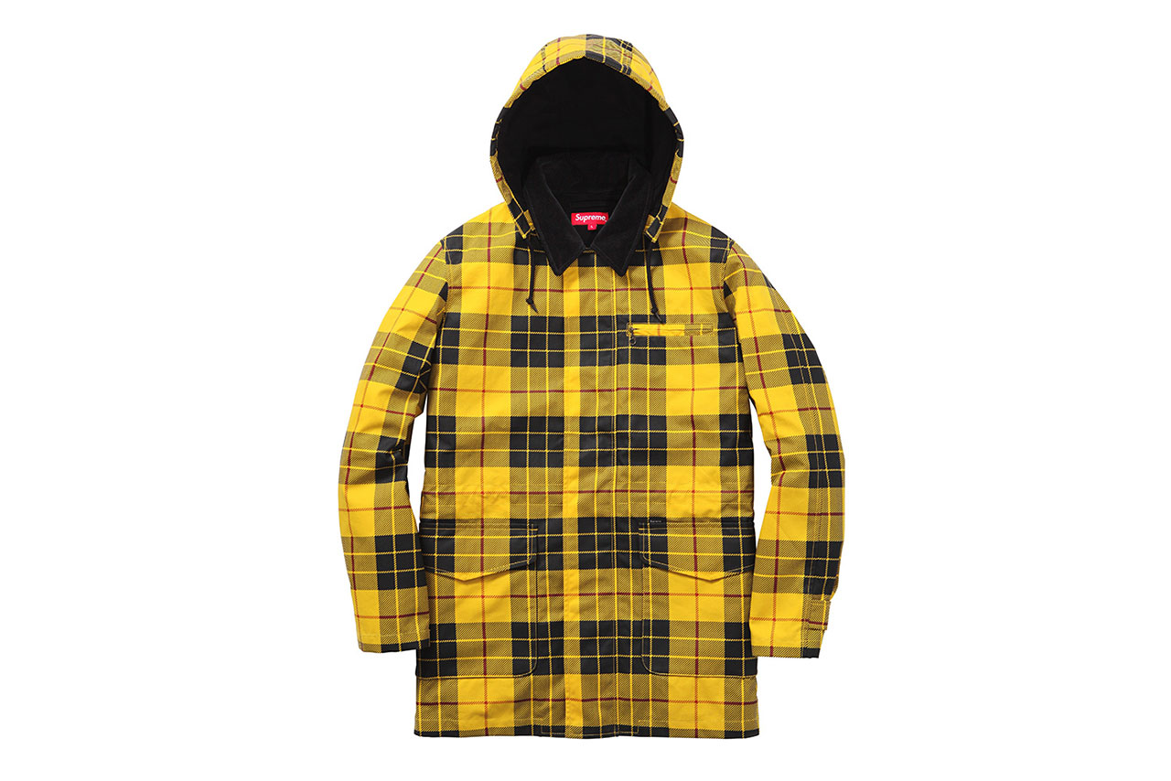 Image of Supreme 2014 Fall/Winter Outerwear Collection