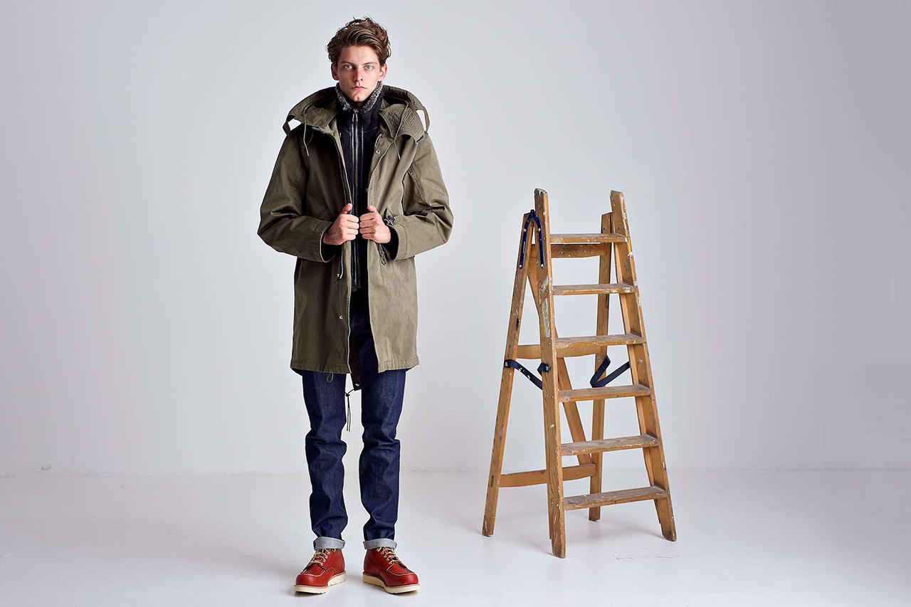 Image of Tenue de Nîmes 2014 Fall/Winter Lookbook