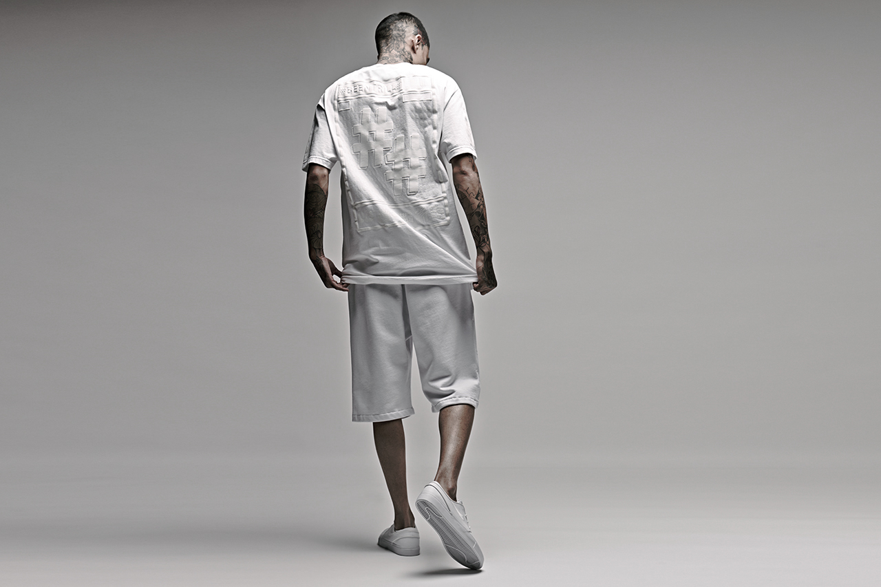 """Image of The Hundreds, Diamond Supply Co. and Been Trill Create the """"White Out"""" Capsule for PacSun"""
