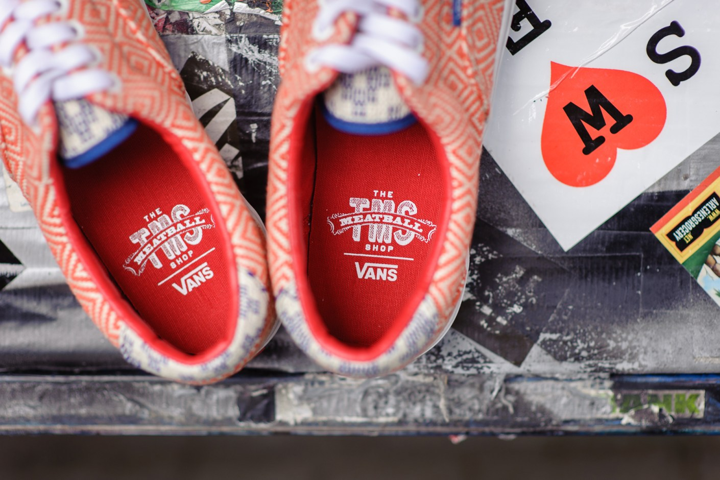 Image of The Meatball Shop x SHUT x Vans 2014 Summer Collection