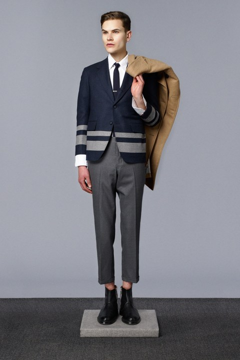 Image of Thom Browne 2014 Fall/Winter Lookbook
