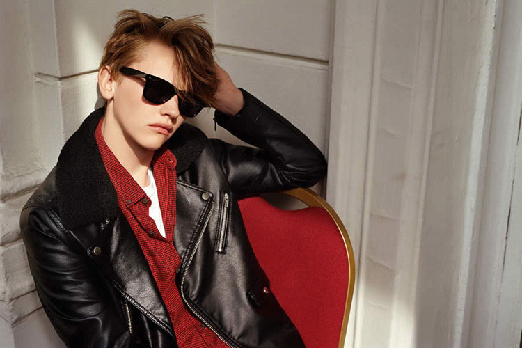 Image of Topman 2014 Fall/Winter Campaign