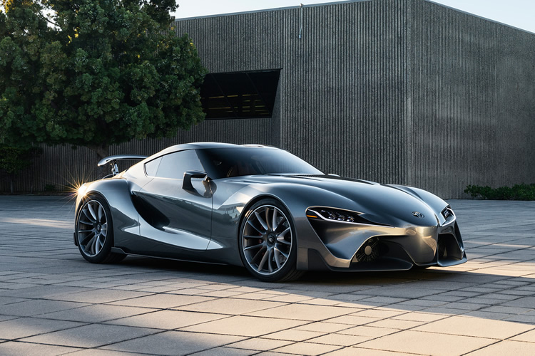 Image of Toyota FT-1 Graphite Concept