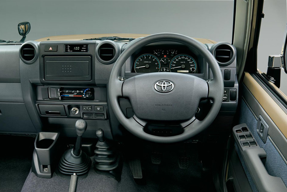 Image of Toyota to Bring Back the Land Cruiser 70 for One Year Only in Japan