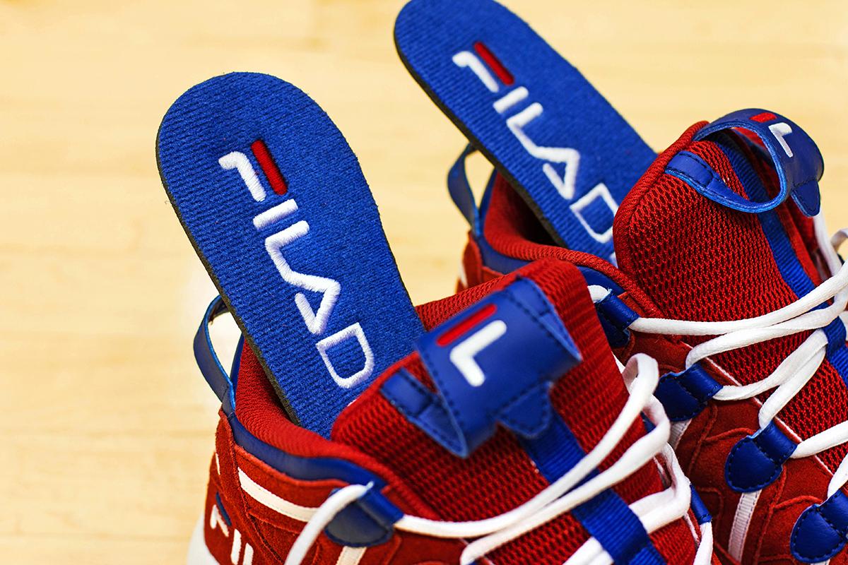 "Image of UBIQ x Packer Shoes x FILA Spaghetti ""FILAdelphia"""