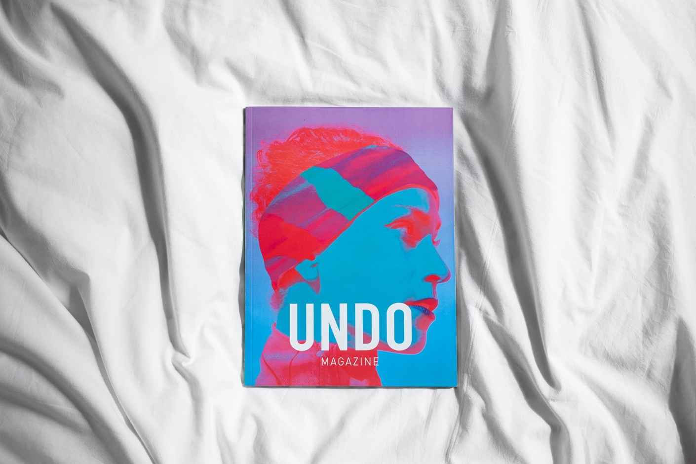 Image of UNDO MAGAZINE Issue 01