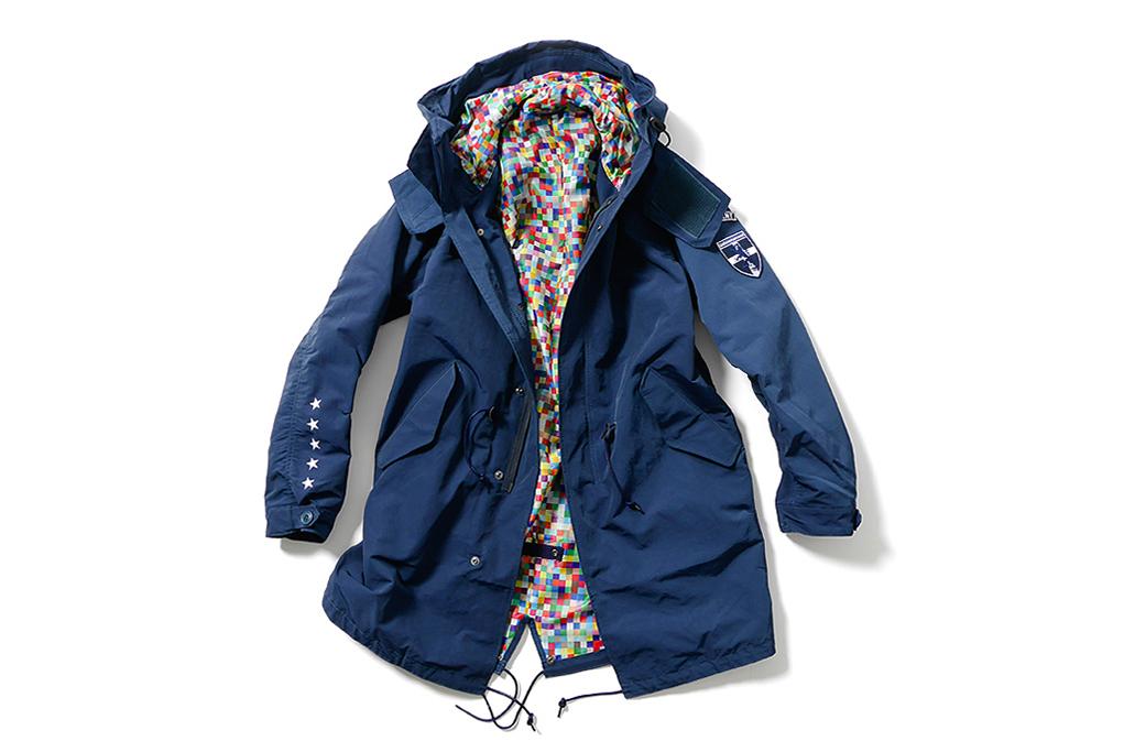 Image of uniform experiment 2014 Fall/Winter Mods Coat