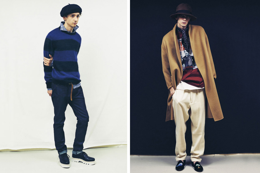 Image of UNITED ARROWS 2014 Fall/Winter Lookbook