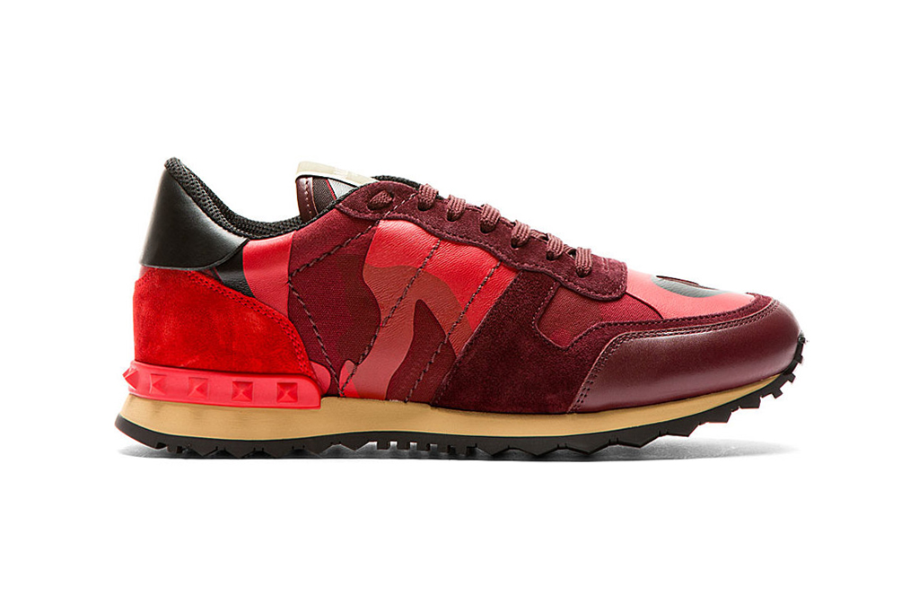 Image of Valentino 2014 Fall/Winter Rockrunner Red/Black
