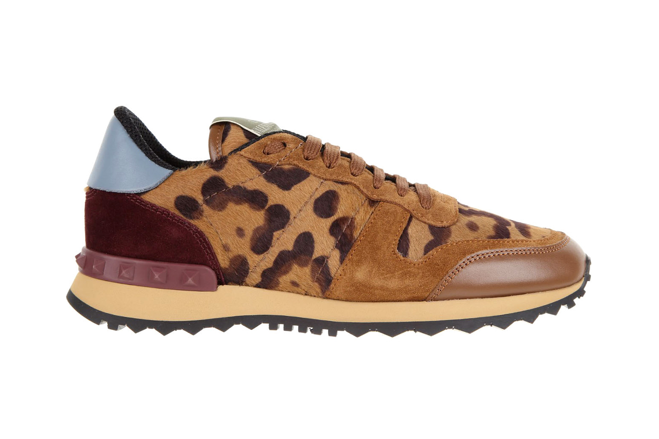 """Image of Valentino 2014 Fall/Winter Rockrunner """"Leopard"""""""