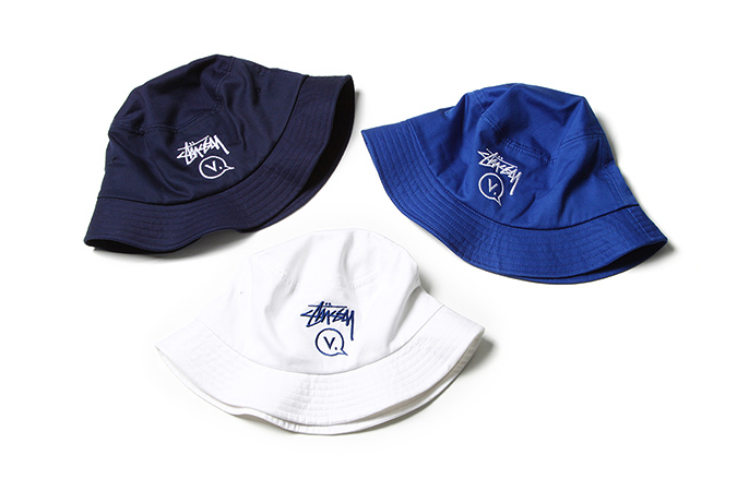 Image of VANQUISH x Stussy 2014 Fall/Winter Bucket Hat