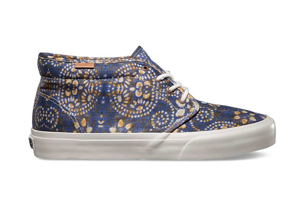 "Image of Vans California 2014 Summer ""Batik"" Pack"