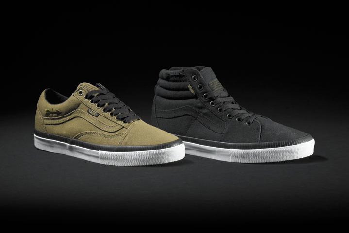 Image of Eric Dressen x Vans Syndicate 2014 Pack