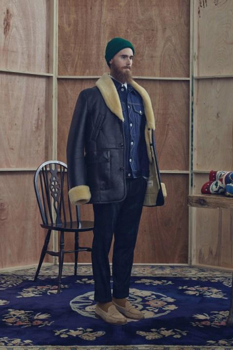 "Image of VIVASTUDIO 2014 Fall/Winter season ""GRAFT"" Collection"