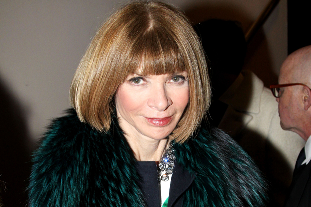 Image of Anna Wintour's Clothing Allowance from Vogue Rumored to be $200,000 USD/Year