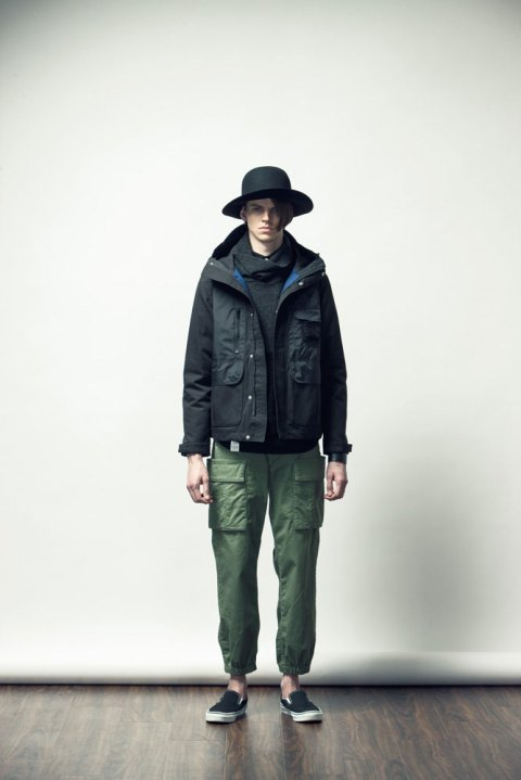 Image of WHIZ LIMITED 2014 Fall/Winter Lookbook