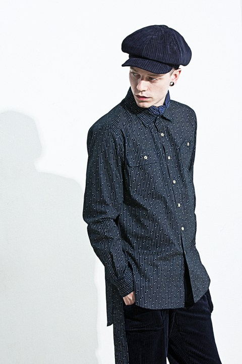 "Image of wisdom 2014 Fall/Winter ""EIGHT THOUSAND FEET"" Lookbook"