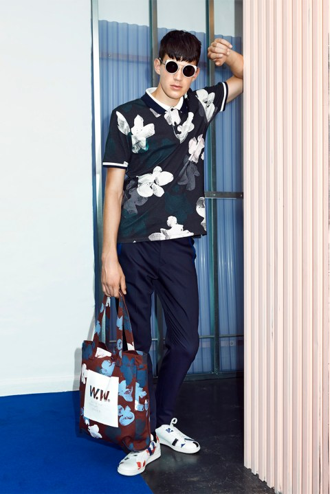 """Image of Wood Wood 2015 Spring/Summer """"Class of Now"""" Lookbook"""