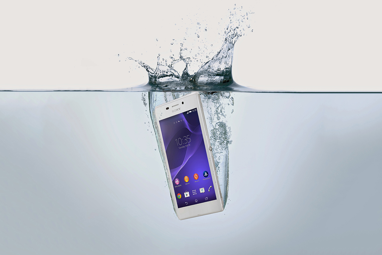 Image of Xperia M2 Aqua Waterproof Smartphone
