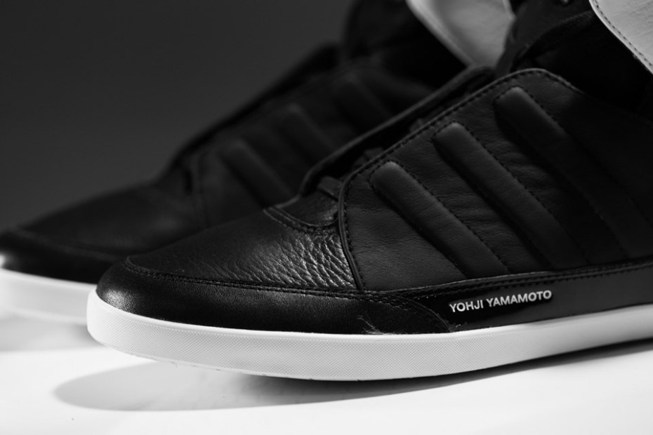 Image of Y-3 2014 Fall Honja High Black/White