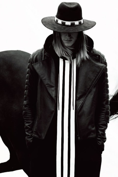 Image of Y-3 2014 Fall/Winter Editorial by GRIND Magazine