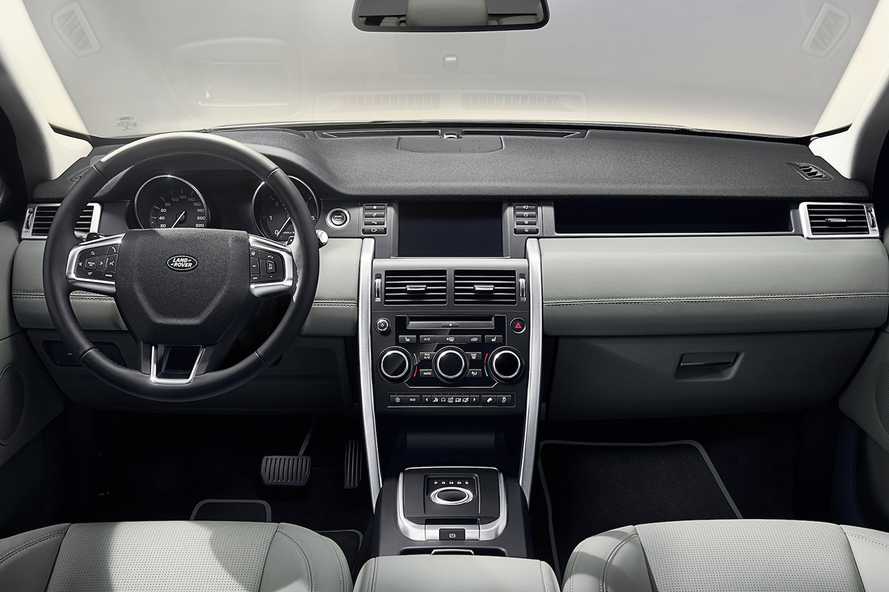 Image of 2015 Land Rover Discovery Sport