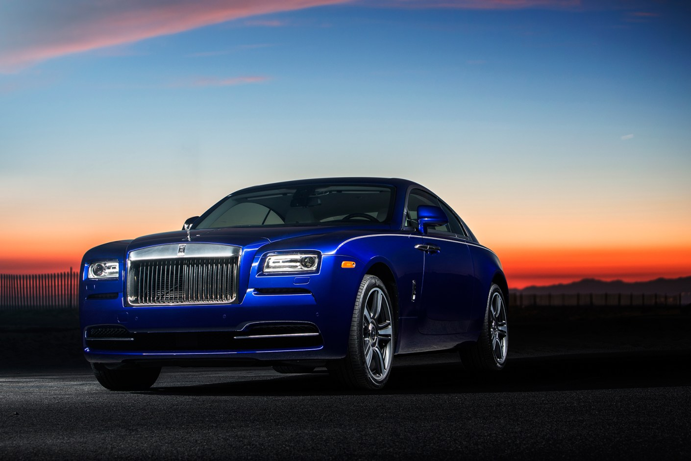 Image of A Closer Look at the 2014 Rolls-Royce Wraith