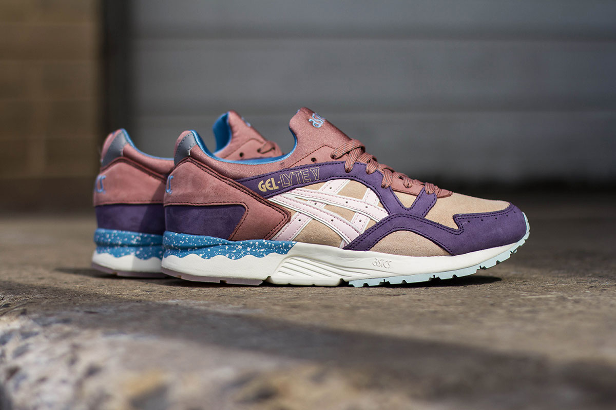 "Image of A Closer Look at the Offspring x ASICS x Onitsuka Tiger ""Desert"" Pack"