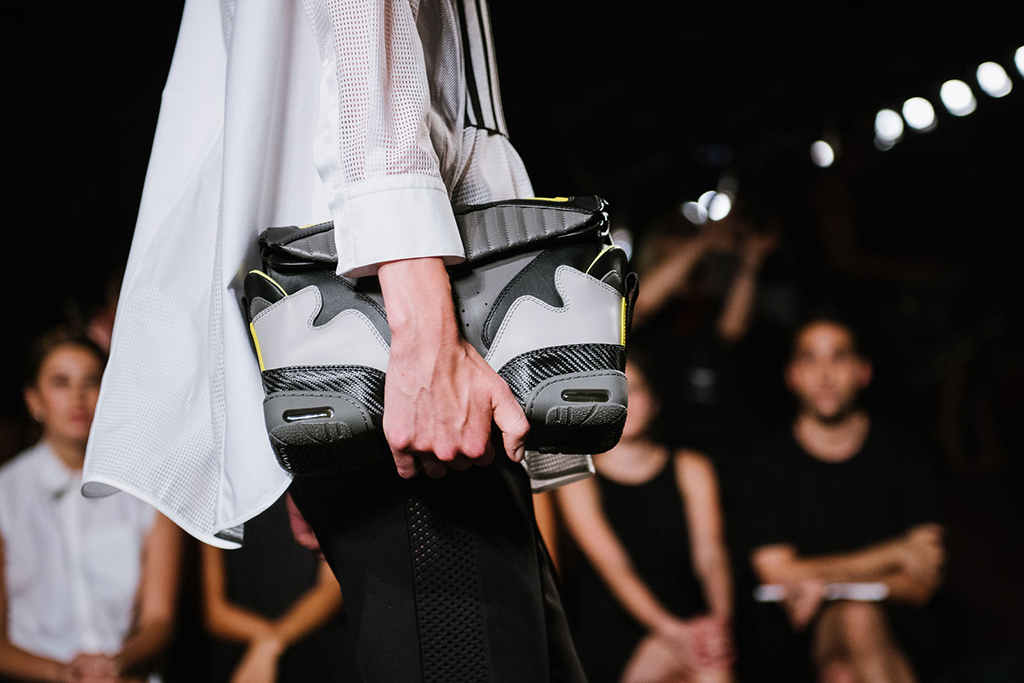 Image of Alexander Wang's Womenswear 2015 Spring/Summer Collection Goes Heavy on Sneaker Inspiration
