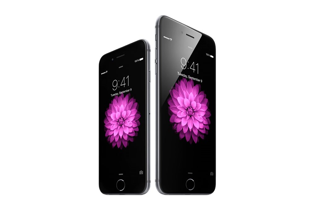 Image of Apple Introduces the iPhone 6 & iPhone 6 Plus