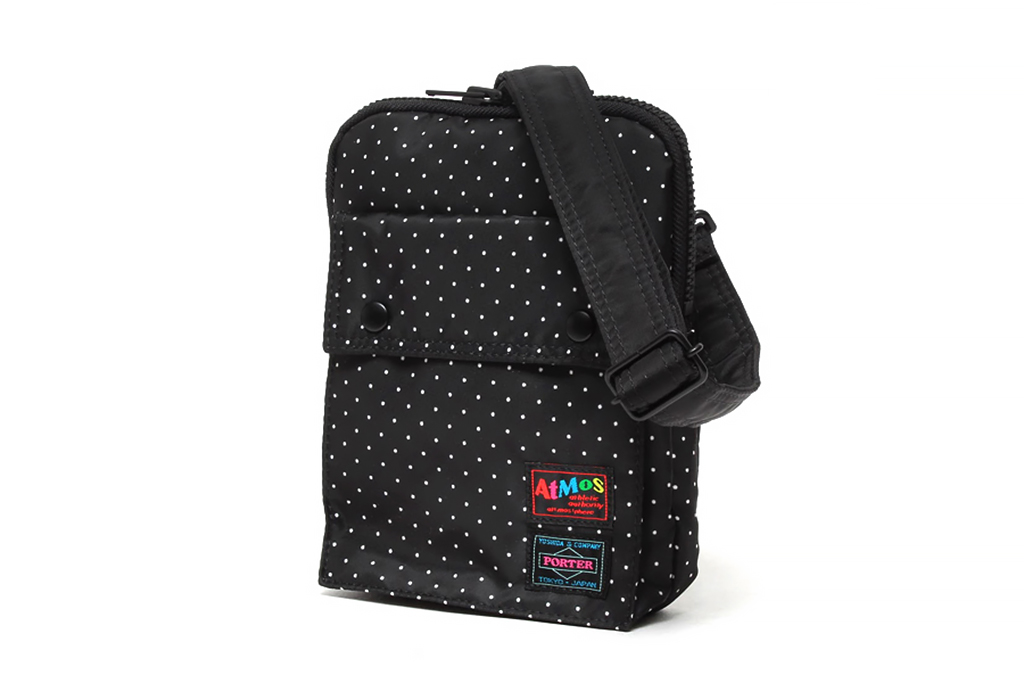 "Image of atmos x Head Porter 2014 Fall/Winter ""Dot"" Collection"