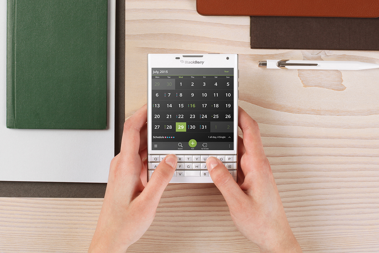 Image of The Blackberry Passport Has Sold 200,000 Units Since Launch
