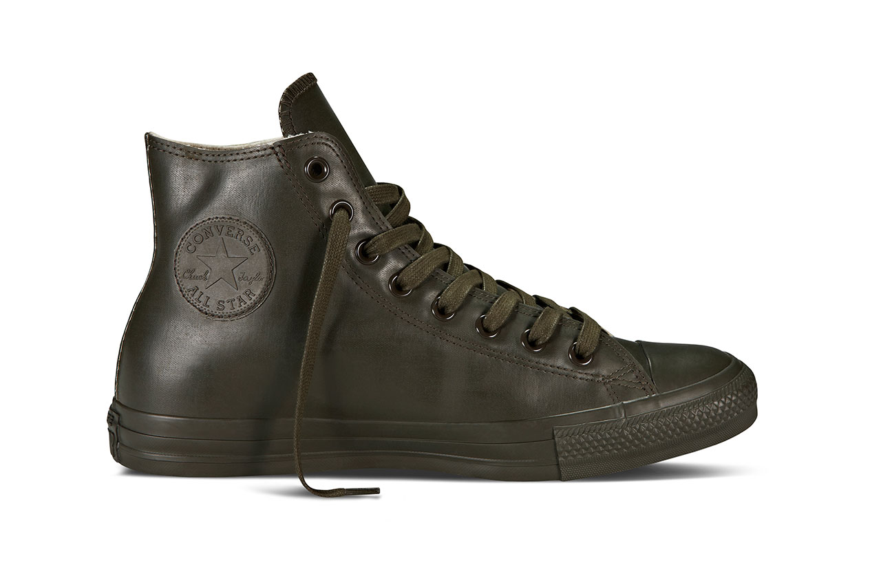 "Image of Converse 2014 Fall Chuck Taylor ""Rubber"" Collection"