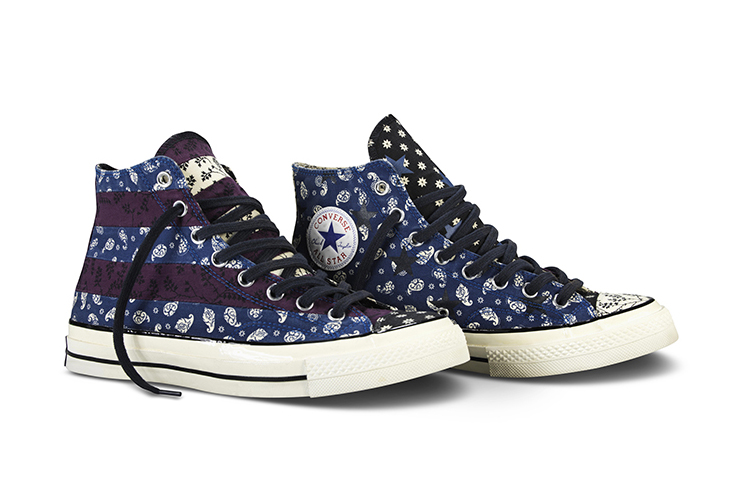 "Image of Converse Chuck Taylor All Star 1970s ""Rag Flag"""