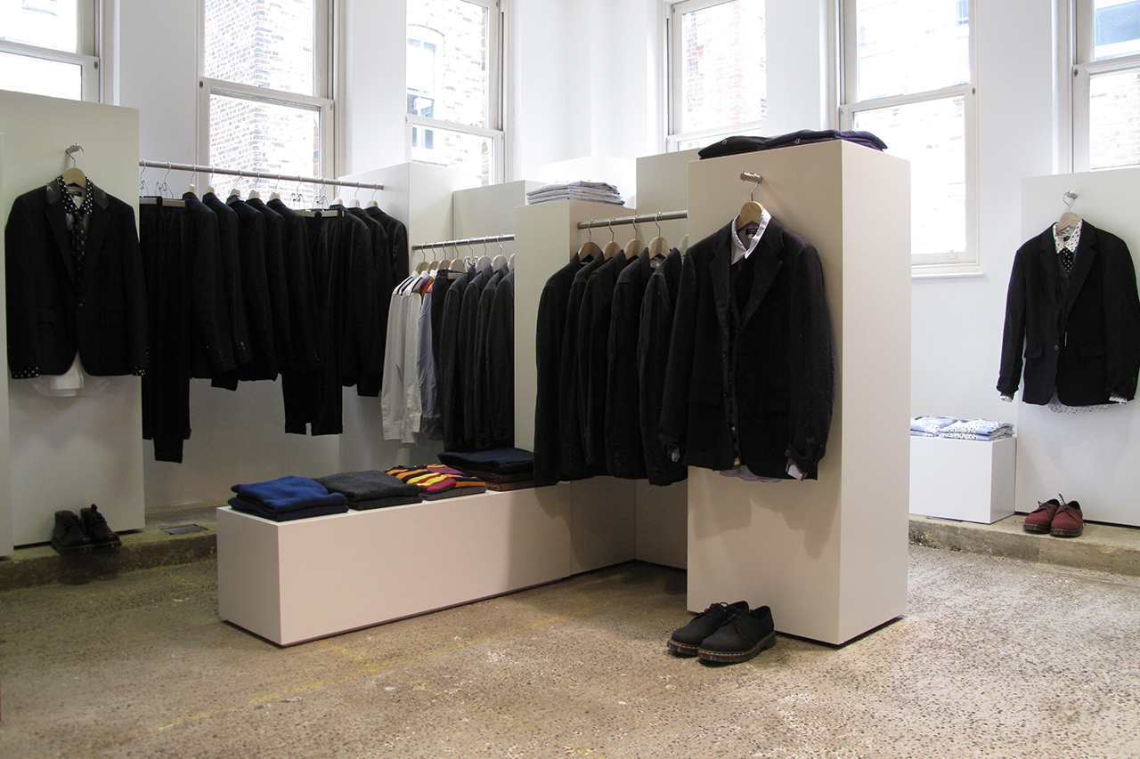 Image of A Look Inside the Build-Out for Dover Street Market London's 10th Anniversary