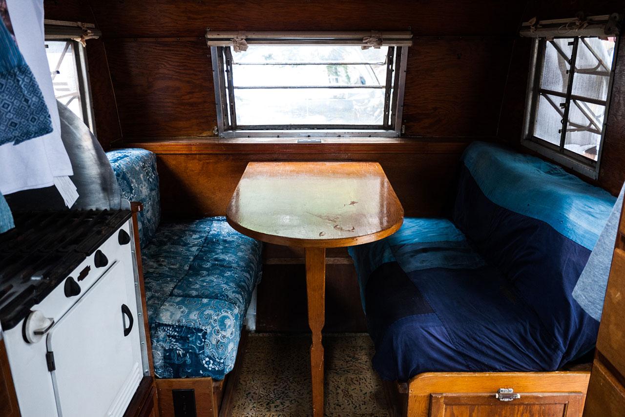 """Imagem da FIL Indigo Camping Trailer """"O Trailer Viajando"""" Loja Pop-up"""