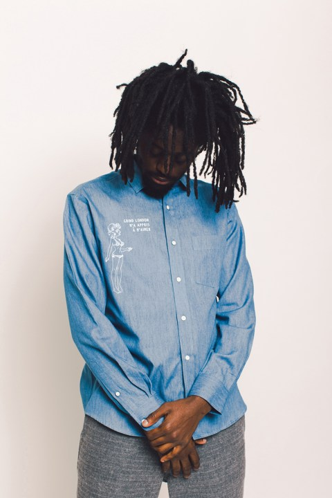 "Image of Grind London 2014 Fall/Winter ""Not For You"" Lookbook"