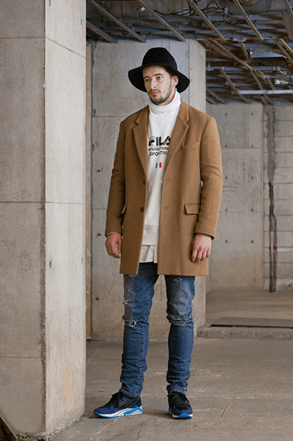 Image of Monkey Time 2014 Fall/Winter Lookbook