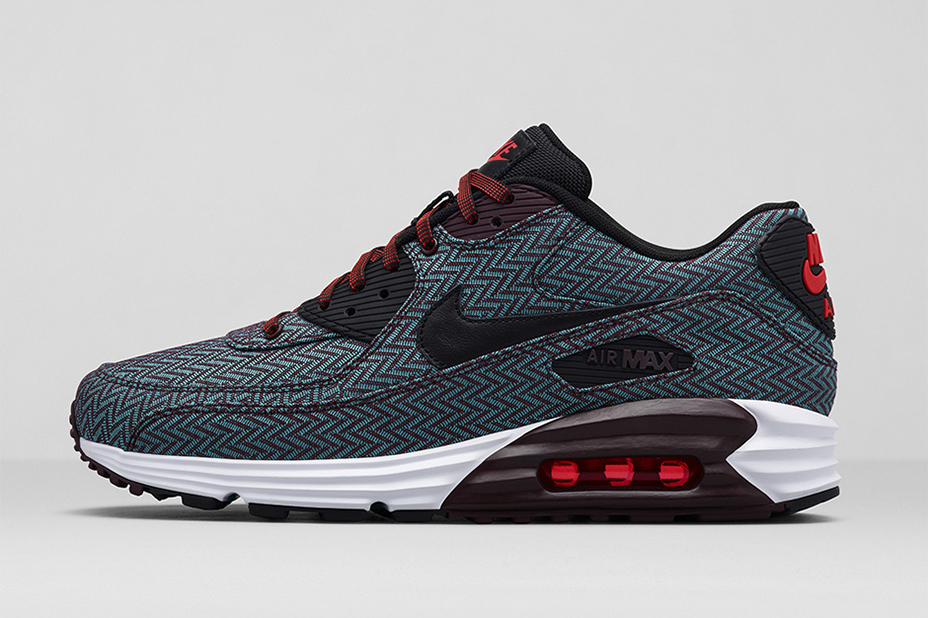 "Image of Nike Air Max Lunar90 ""Suit & Tie"" Pack"