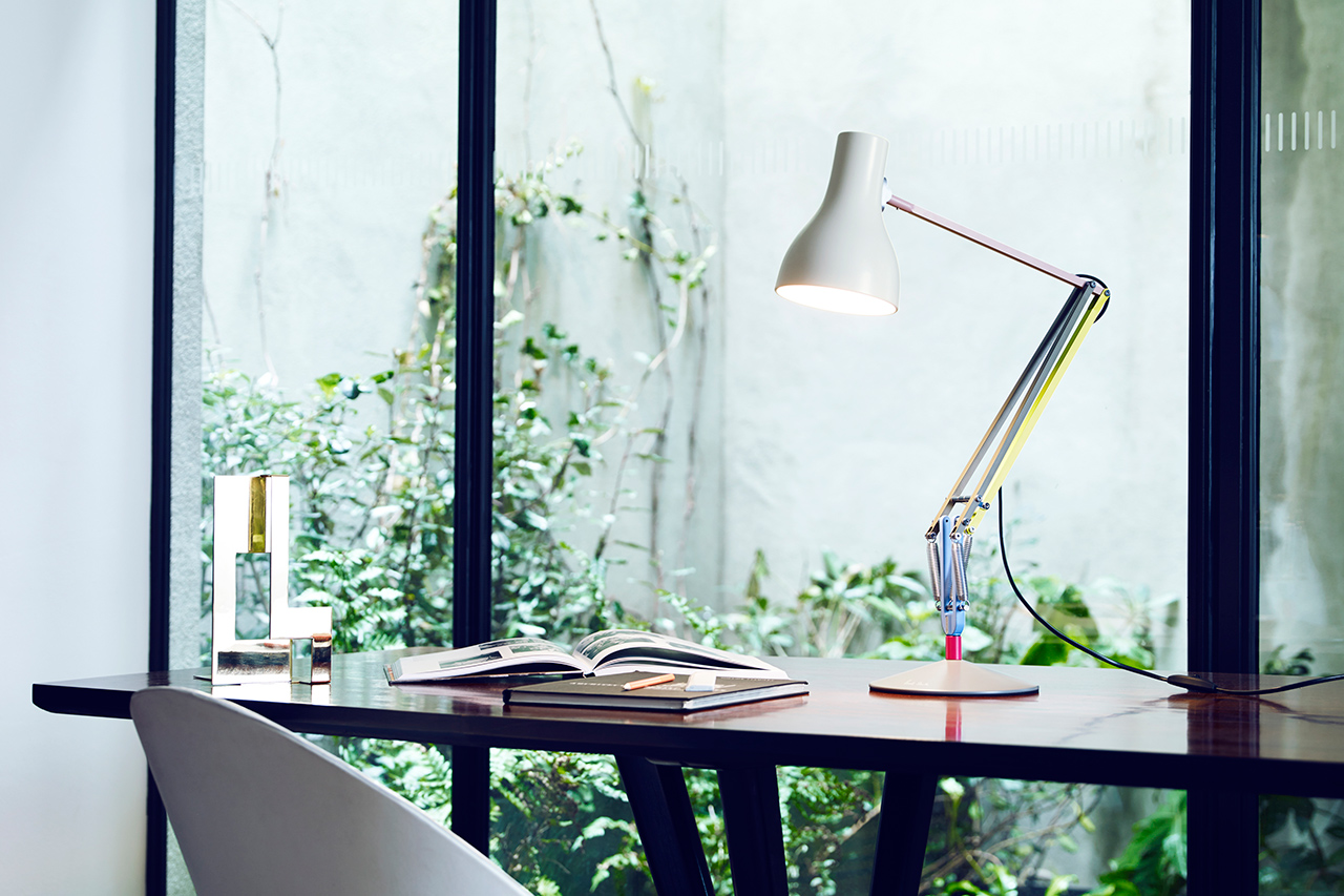 Image of Paul Smith x Anglepoise Type75 Special Edition Table Lamp