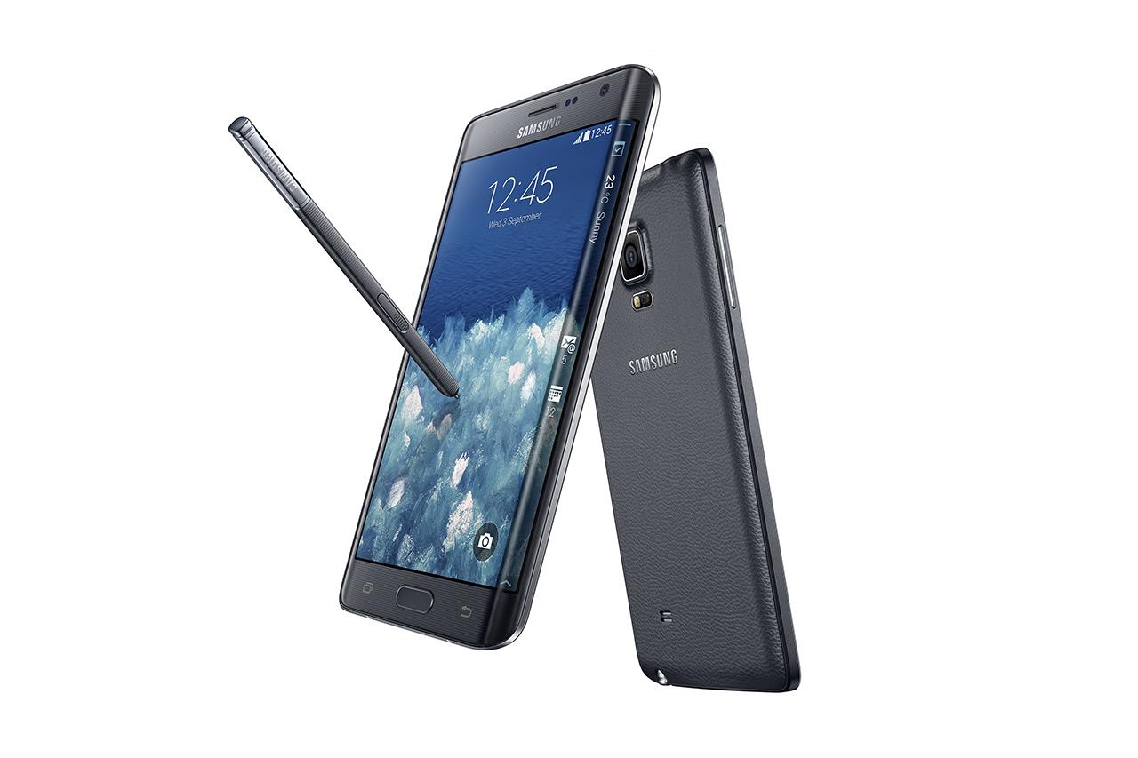 Image of Samsung Galaxy Note Edge